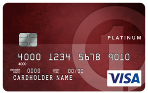 Platinum Edition<sup>&reg;</sup> Visa<sup>&reg;</sup> Card