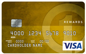 Complete Rewards<sup>&#174;</sup> Visa<sup>&#174;</sup> Card
