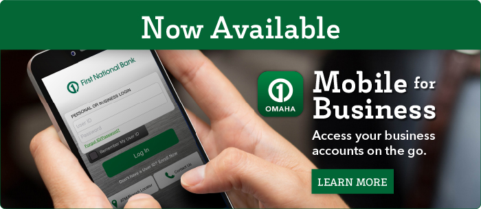 First national bank of omaha investment gold online fideli investment