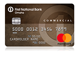 Commercial Edition® MasterCard® Card