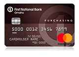Purchasing Edition® MasterCard® Card