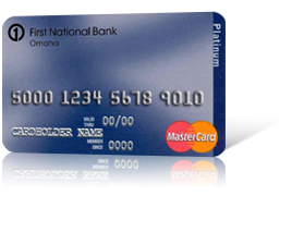 Platinum Edition<sup>&#174;</sup> MasterCard<sup>&#174;</sup> Card<sup>&#174;</sup>