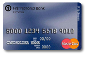 Platinum Edition<sup>&#174;</sup> MasterCard<sup>&#174;</sup> Card
