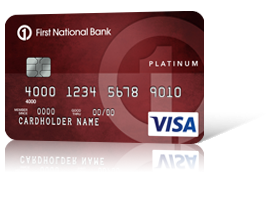 Platinum Edition<sup>&#174;</sup> Visa<sup>&#174;</sup> Card