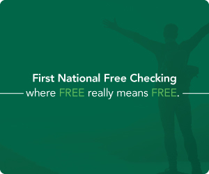 First National Free Checking