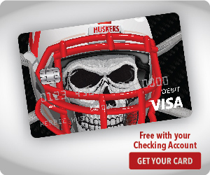 Huskers Debit Fan Card