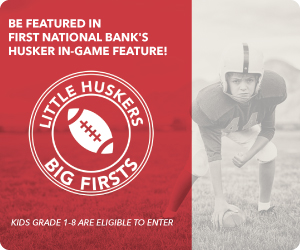 Little Huskers, Big First