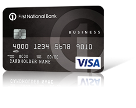 Business Edition<sup>&#174;</sup> Visa<sup>&#174;</sup> Card