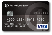 Business Edition<sup>&reg;</sup> Visa<sup>&reg;</sup> Card with Complete Rewards<sup>&#8480;</sup>