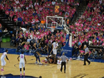 Creighton Pink Out Game