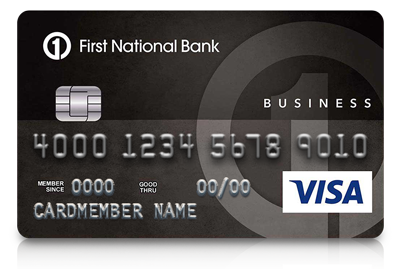 Business edition visa card first national bank of omaha business edition visa card reheart Choice Image