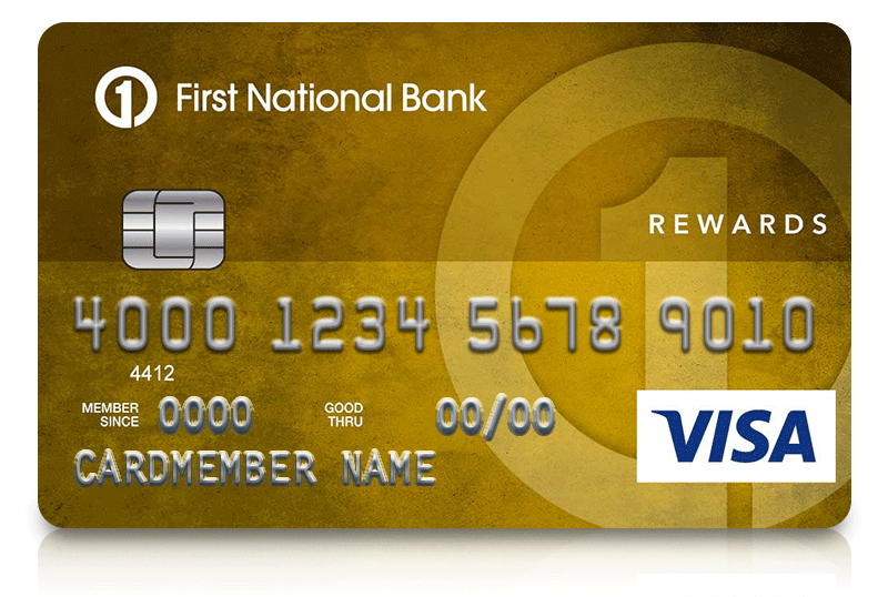 Personal credit cards first national bank of omaha complete rewards visa card reheart Gallery