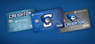 Creighton University Debit Cards