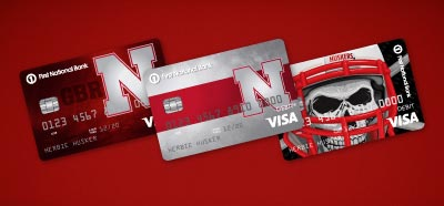 University of Nebraska Debit Cards